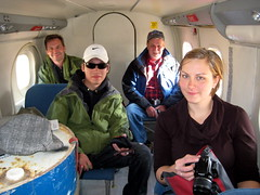 New HMP participants fly to Devon Island