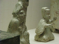 NELSON-ATKINS MUSEUM, KCMO (roberthuffstutter) Tags: china figurines kcmo permanentexhibition chineseexhibition huffstutter chineseartifacts