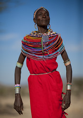 Old Samburu godess woman - Kenya (Eric Lafforgue) Tags: africa portrait people woman face dance kenya african culture tribal human tribes afrika remote tradition tribe ethnic samburu tribo visage afrique ethnology tribu eastafrica 5048 qunia lafforgue ethnie ethny  qunia    kea    a
