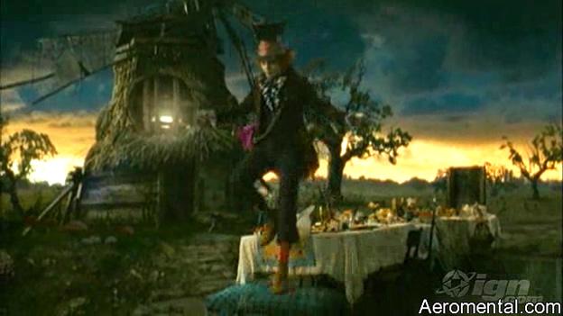 Trailer Alicia en el País de las Maravillas Molino