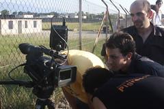A scuola di cinema: sul set del corto di fine anno della Scuola di Cinema Pigrecoemme di Napoli