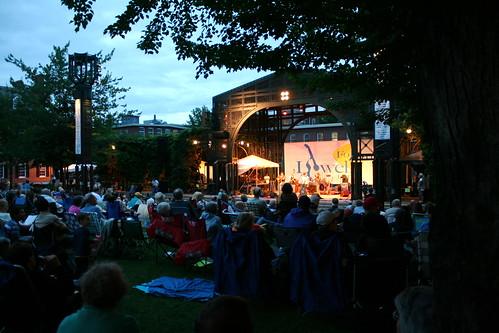 Lowell Folk Festival - 2009