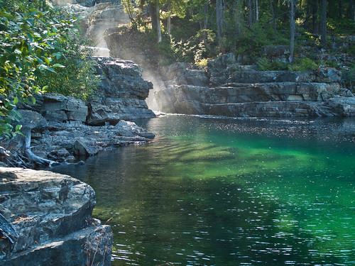 Buttle Lake below Myra Falls, Strathcona by Calypso Orchid, on Flickr