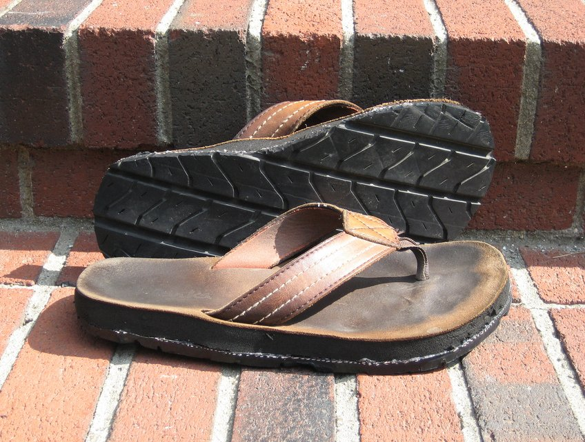 Sandals After