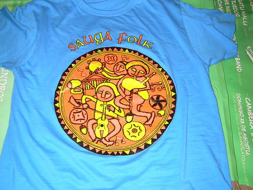 Sauga Folk T-Shirt