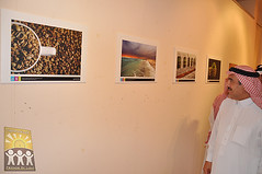 My photo in Roa'a Gallery (Hatoon Saad) Tags: gallery saudi arabia             roaa      6 boin747