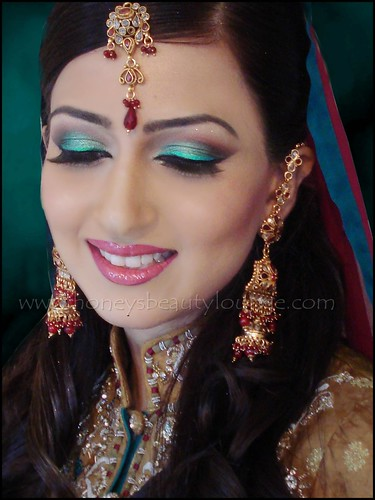 pakistani wedding makeup. Pakistani / Indian Bridal make