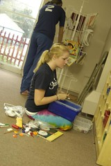 Day of Service at Girls, Inc.