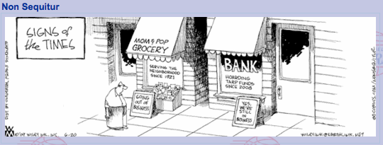 Economic/Political Cartoons to Think About