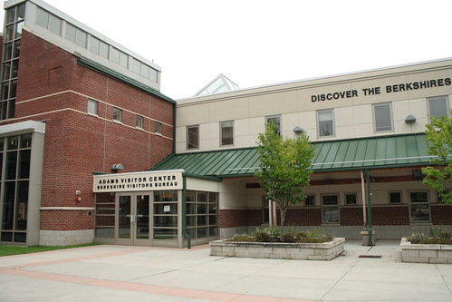 Adams Visitor Center