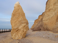 Coastal Erosion (chris37111) Tags: sea coast norfolk olympus erosion beech runton 1030sw chris37111