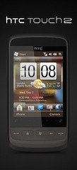 HTC Touch 2 - brown