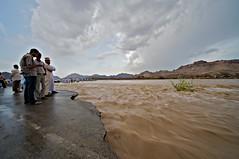 (chireeco) Tags: rain gulf flood prayer arab oman ramadan wadi ramadhan gcc arabiangulf  sultanateofoman       sharqiya      alsharqiya