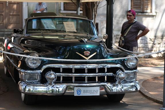 brioni Tito's car
