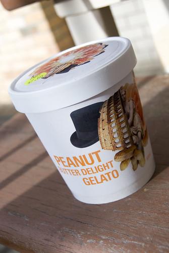 peanutbutter gelato