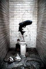 urbex art - Ghent - Roa (_Kriebel_) Tags: street urban art graffiti belgium belgique belgië ghent gent gand urbain roa kriebel roabot