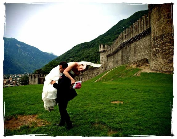 Raffaello Mazzoleni Wedding photographer in Bellinzona
