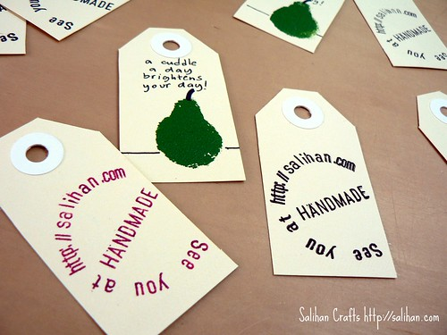 Stamped Tags