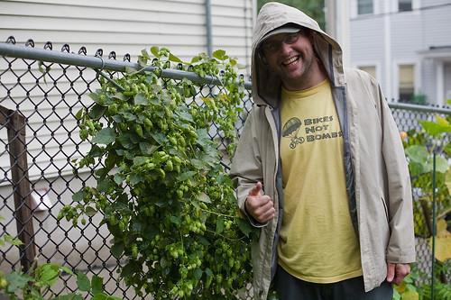 dana and his hops