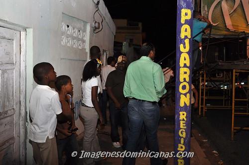 Patronales Las Mercedes 2009 en Palenque Pajaron por imagenesdominicanas.