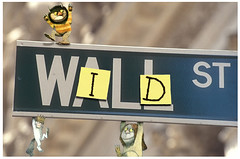 Where the Wild Things Ought To Be (InsoOutso) Tags: newyork wallstreet wherethewildthingsare nyse mauricesendak spikejonze