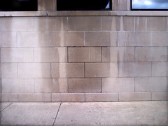 Wall, Blocks: No, 036 (Ross G. Williams) Tags: urban abstract wall cityscape bricks minimal blocks elmirany