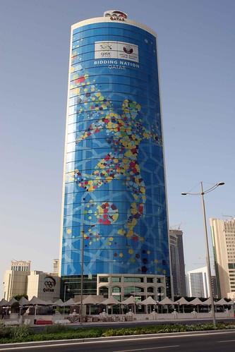 Qatar begin unveiling World Cup 2022 brand
