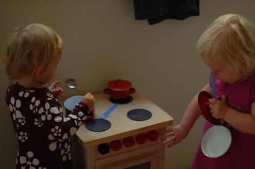 Janne en Sam koken