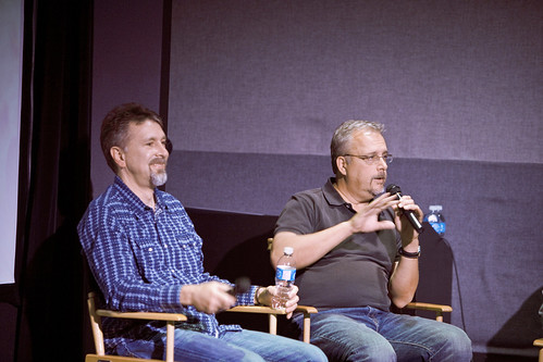 Skip Lievsay and Craig Berkey speak at VFS