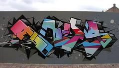 streetart (wojofoto) Tags: streetart holland amsterdam graffiti nederland netherland polderweg wolfgangjosten wojofoto