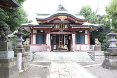 鮫州八幡神社