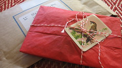 Package I received from LoopiForYou (Mel P Designs) Tags: packaging madeit loopiforyou