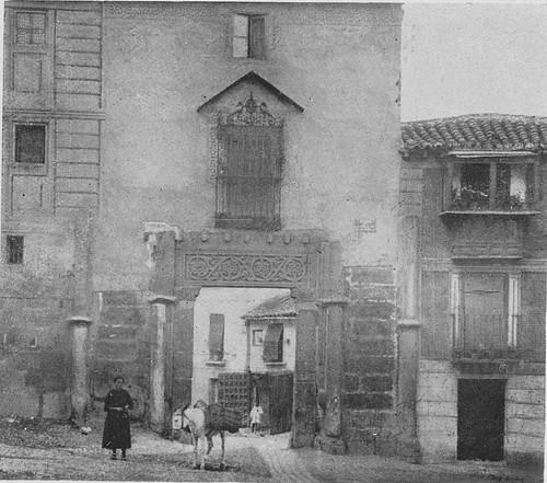 Corral de Don Diego a principios de siglo