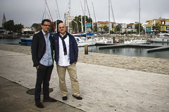 La Rochelle: Odón and Me