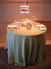 Clement Wedding Table Example