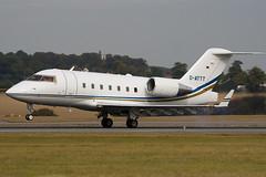 D-ATTT - 5609 - Windrose Air - Canadair CL-600-2B16 Challenger 604 - Luton - 091015 - Steven Gray - IMG_2469