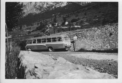 Autocar a Saldes 7.7.65