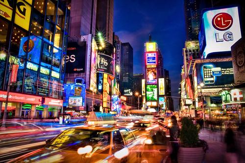 foto del Times Square