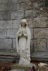 (ipernity.com/doc/d-f [hat Suckr verlassen]) Tags: ukraine ukraina   oblastternopil   bereschany berezhany brzeany   kirche koci church   skulptur  d60 nikond60 rzeba galizien galicja galicia