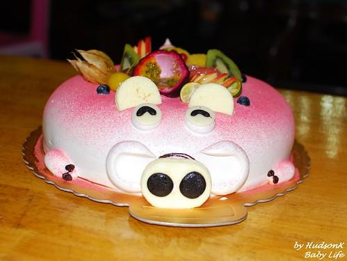 小豬蛋糕 (1)