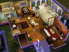 First floor (jfsartes) Tags: tv leo witch paige games phoebe warner series piper ea brujas prue charmed thesims bruxa bruja bruxas halliwell seriado hechiceras jovensbruxas