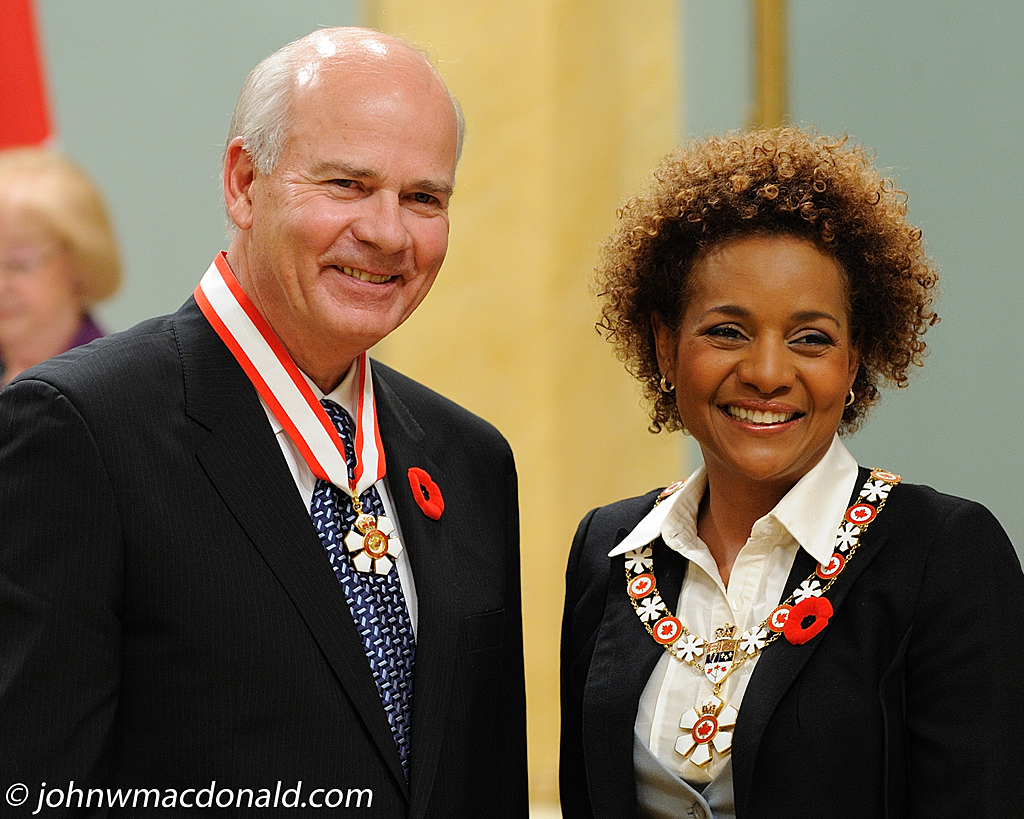 Peter Mansbridge, O.C. - Order of Canada