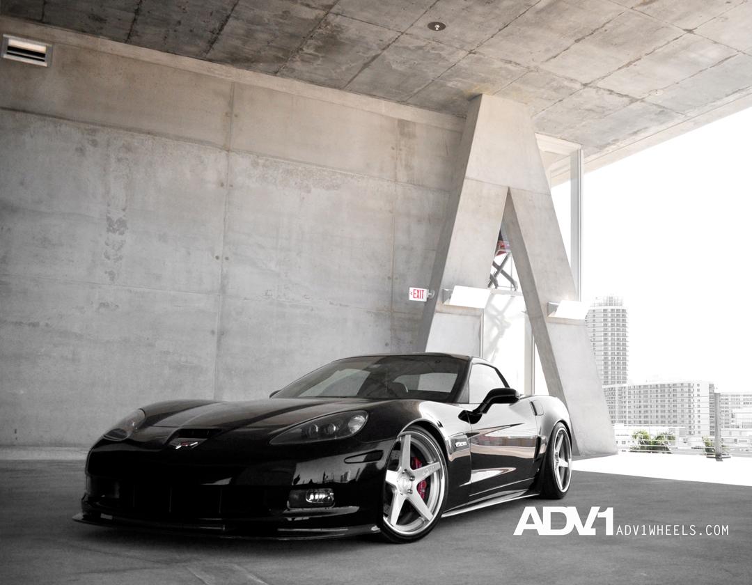 5 spoke ADV1 wheels would