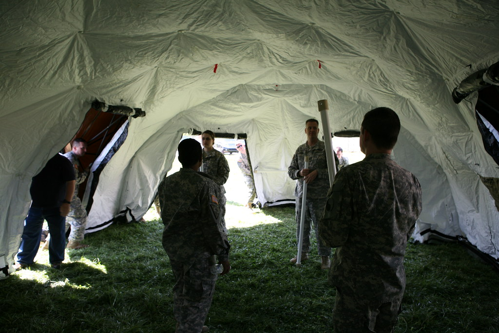 IMG_7227 (Maryland National Guard) Tags training tent sicps & The Worldu0027s newest photos of sicps and tent - Flickr Hive Mind