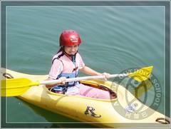 2009夏令營-獨木舟08