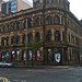 A fine but now sadly derelict warehouse built in a Glasgow Venetian style by Glasgow architect James Hamilton