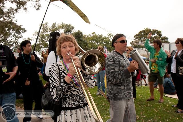 Parade at Gator by the Bay 50811 © Michael Klayman-003