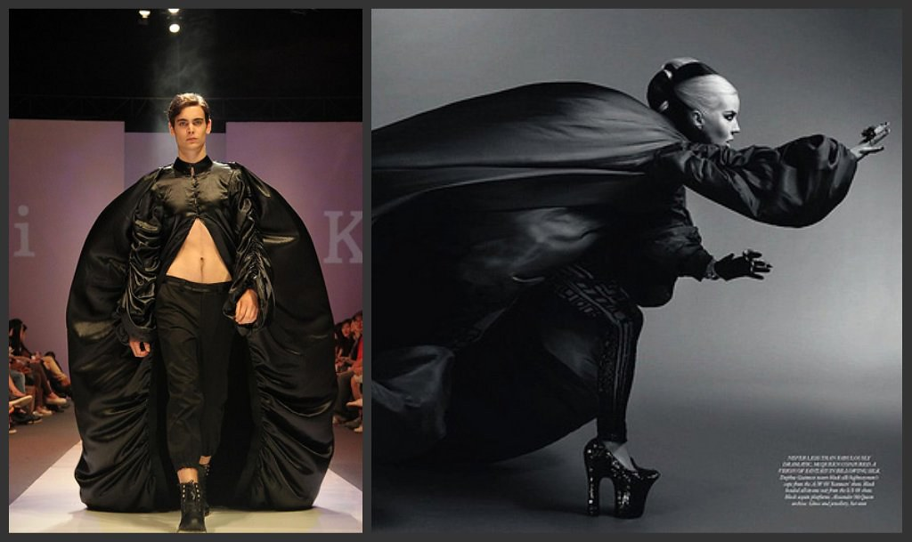 McQueen vs Kenji