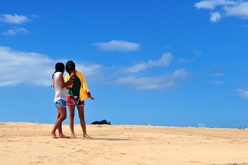 Cotivas Island - Sand