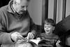 Papy & Adrien (koalie) Tags: christmas book balou papy adrien andrémercier byvv06 byvlad